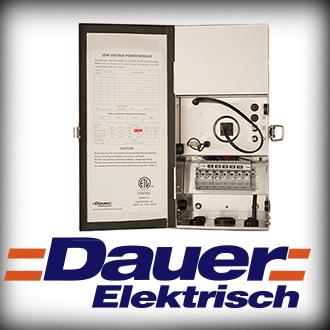 Dauer Elektrisch logo